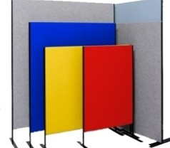 Free standing screens